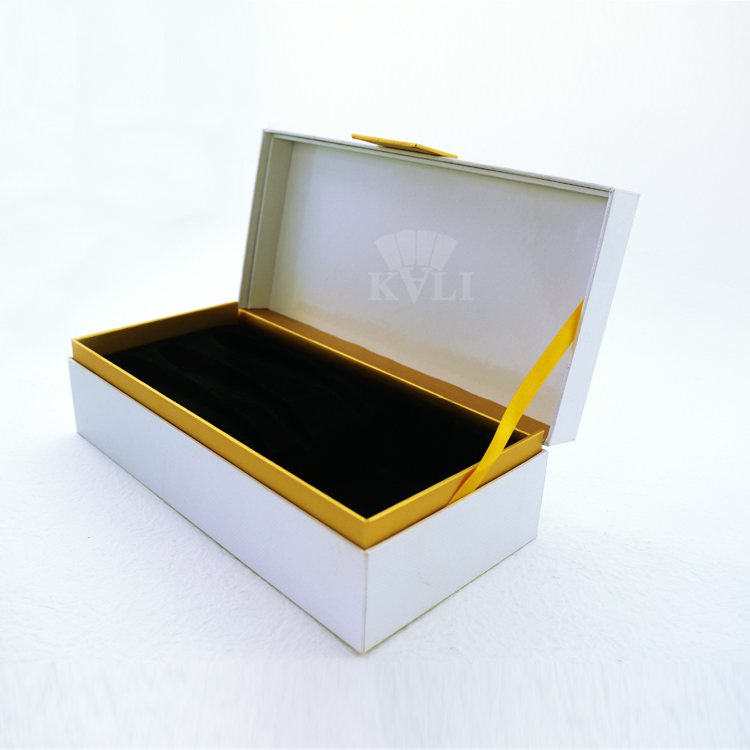 luxury paper cosmetic box wholesale