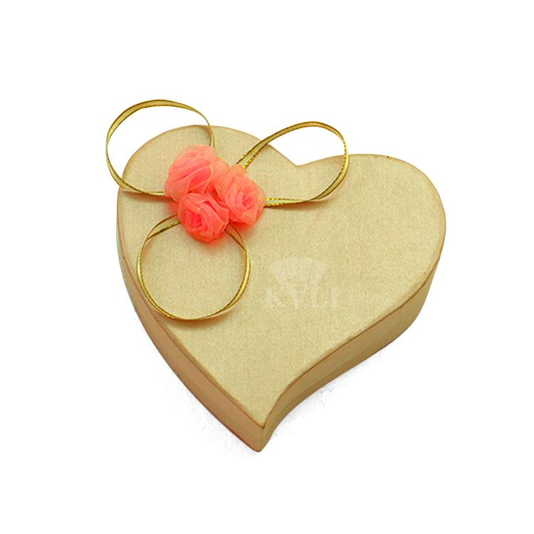 Heart Shape Gift Box Manufacturing