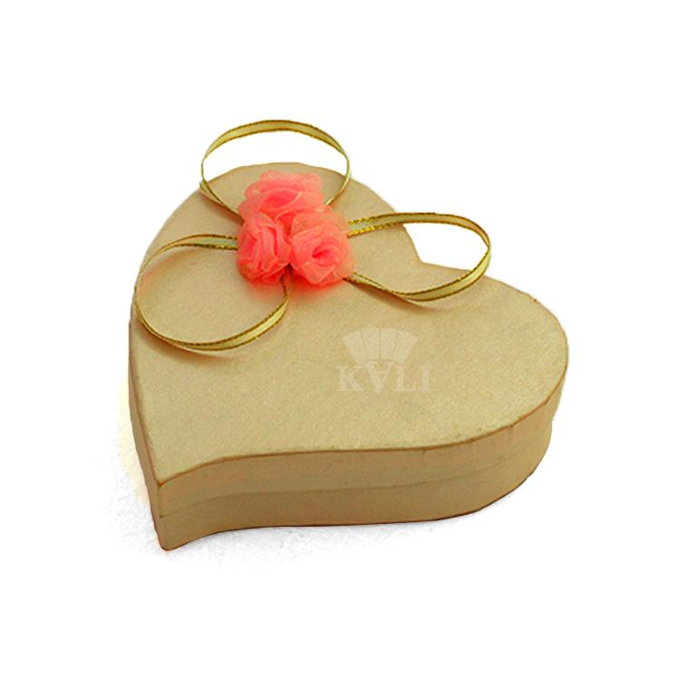 Heart Shape Gift Box Supplier