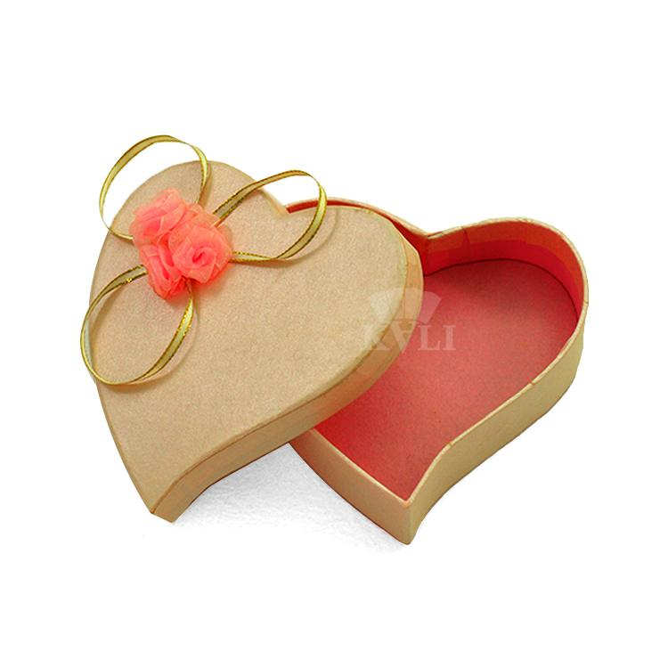 Heart Shape Gift Box Design