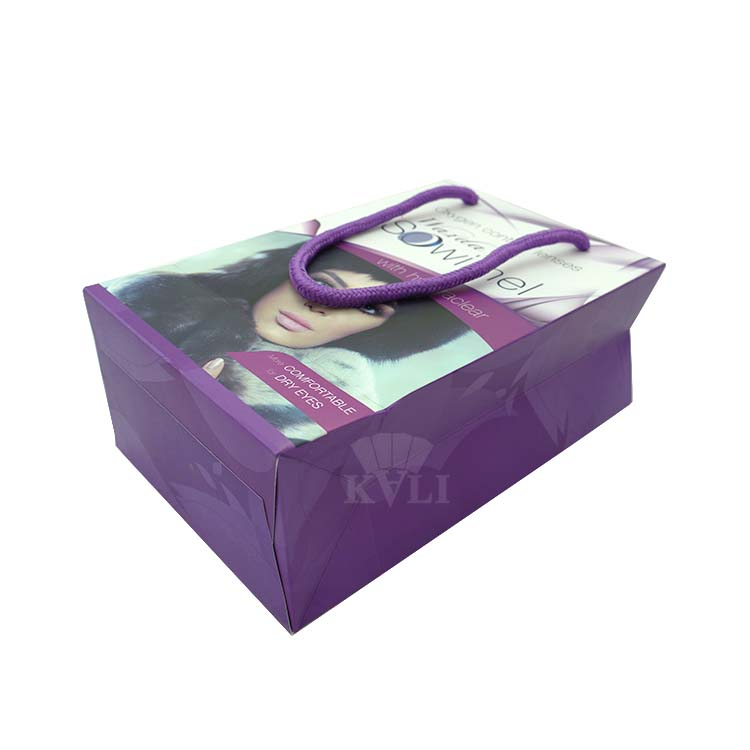 customized paper bag wholesale