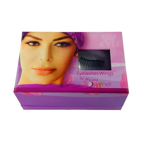 Luxury Eyelash Box Supplier