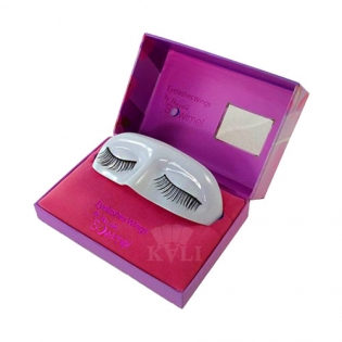 Violet Luxury Eyelash Box