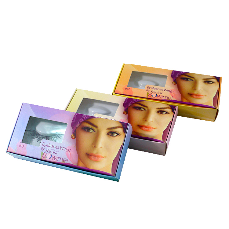 Foldable Eyelash Box for sale