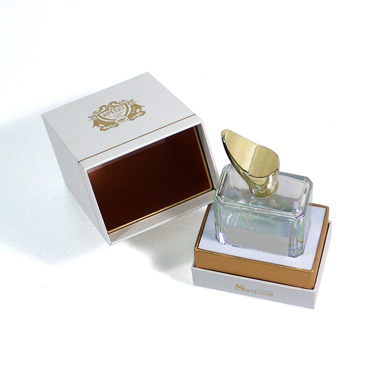 paper perfume box with eva wholesale