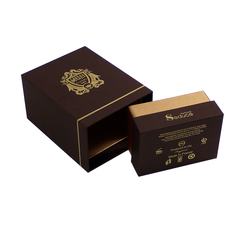 paper perfume box with eva manufacturer