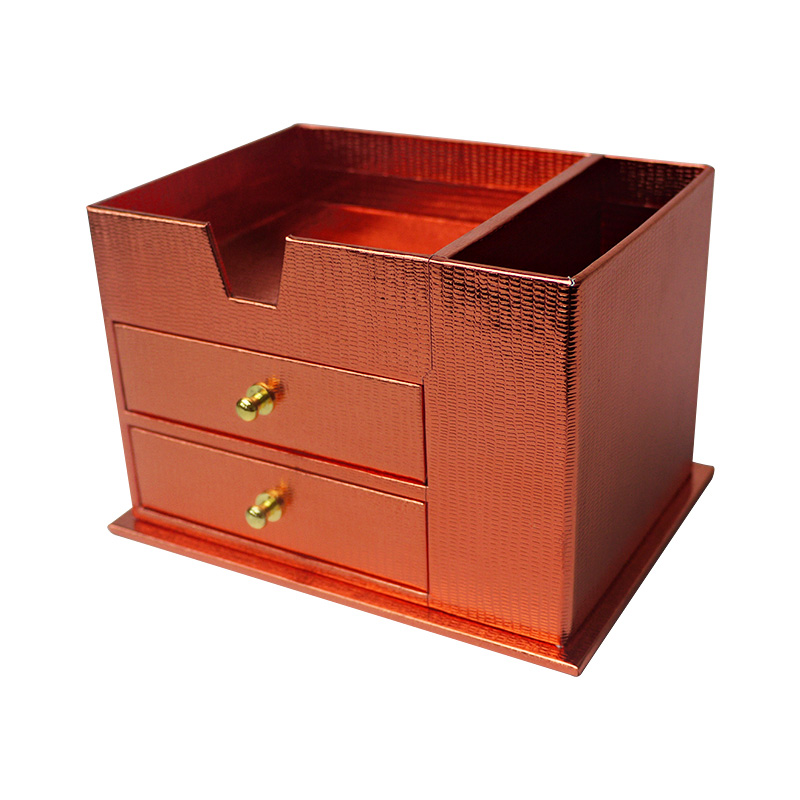 box with drawers left