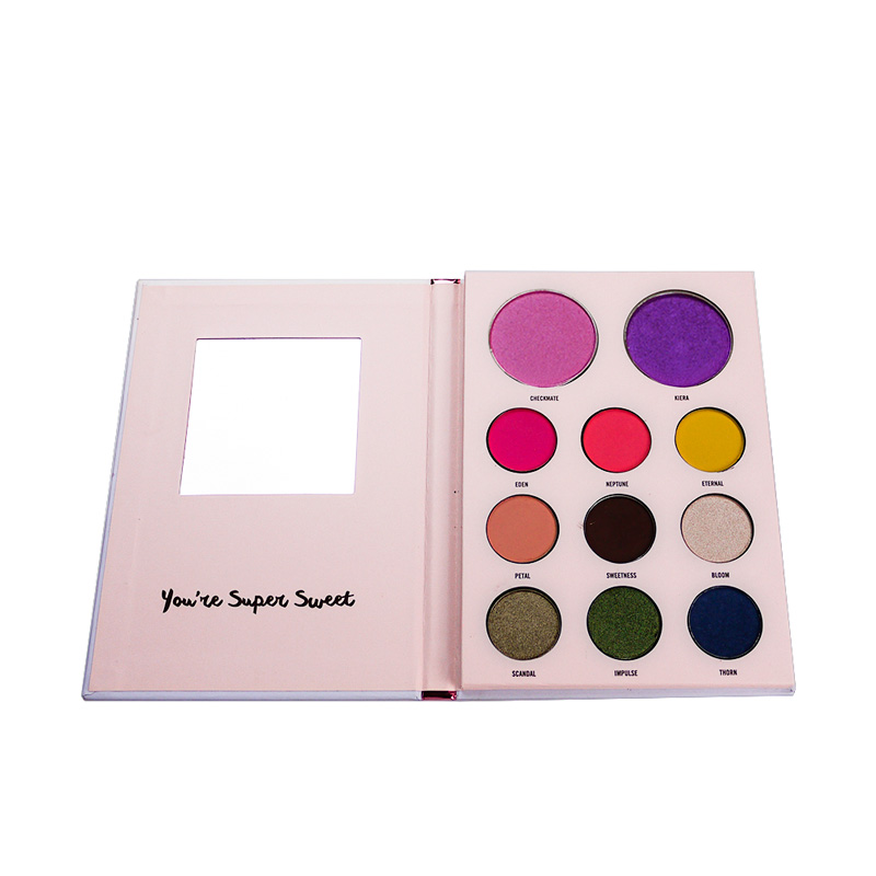 magnetic eye palette pink