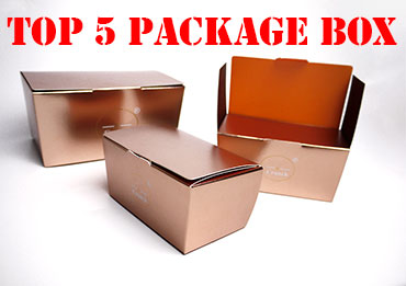 Top 5 Popular Paper Package Boxes For Your Branding