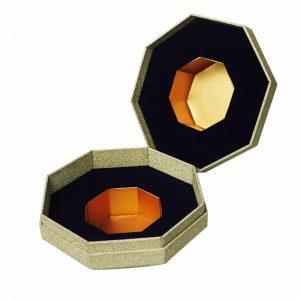 Paper Octagon Cardboard Gift Box