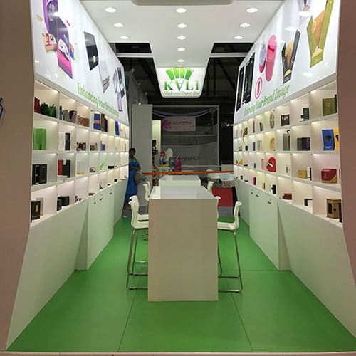 Exhibition At BeautyWorld Middle East 2017