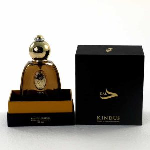 Black Cardboard Luxury Perfume Box