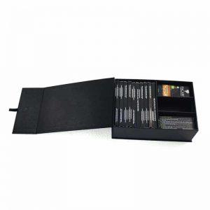 Black Chocolate Paper Box
