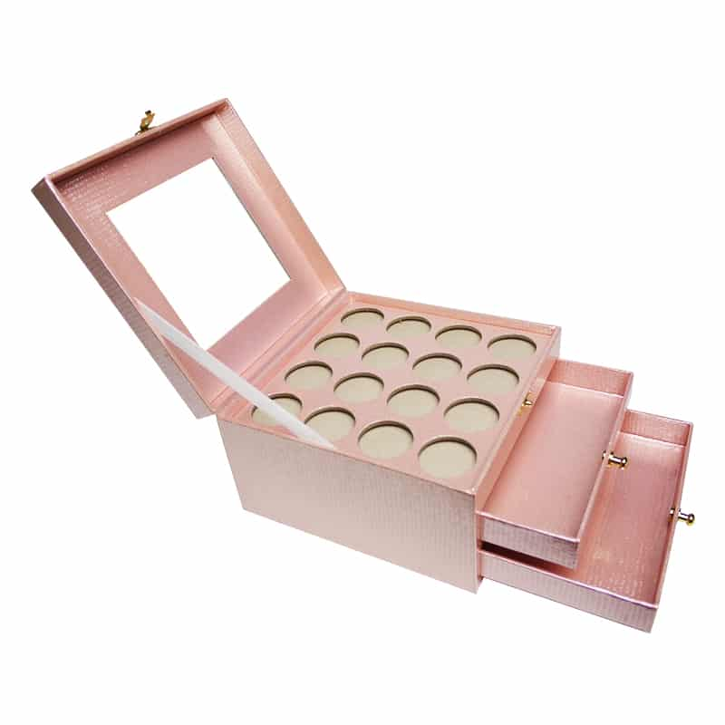 Cosmetic Makeup Organizer Case
