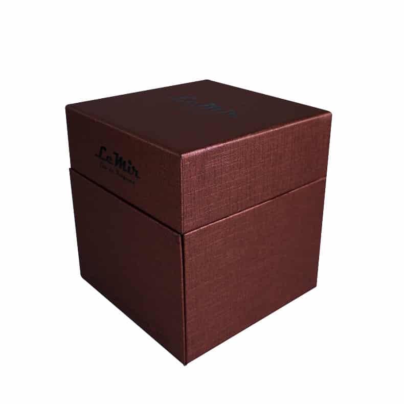 Custom Satin Lined Perfume Box