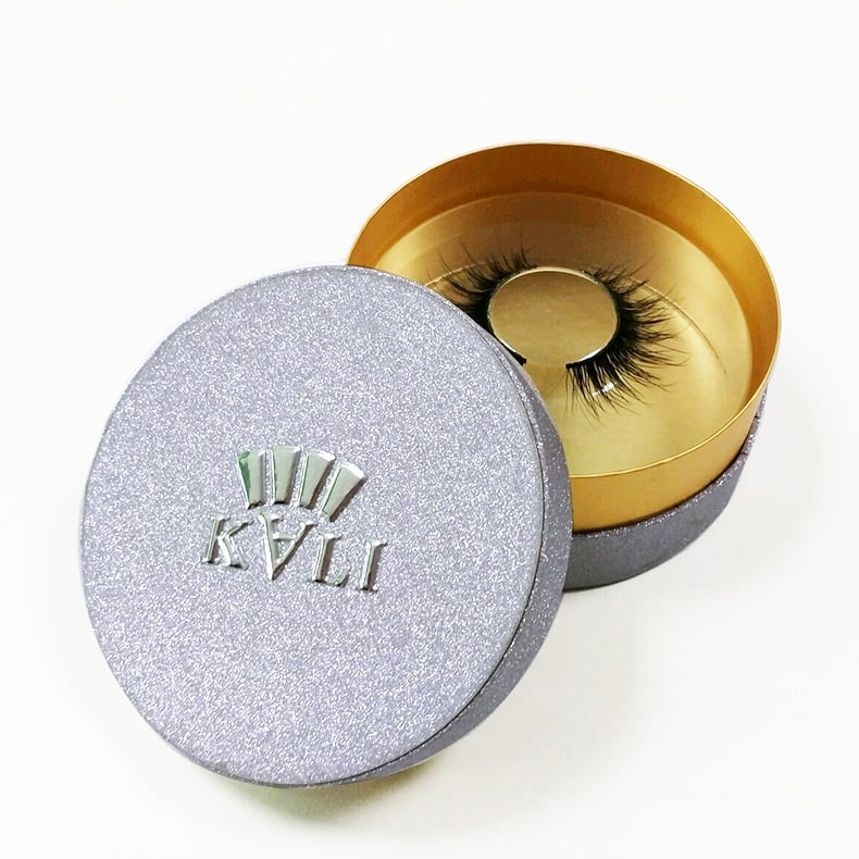 Round Eyelash Packaging Box