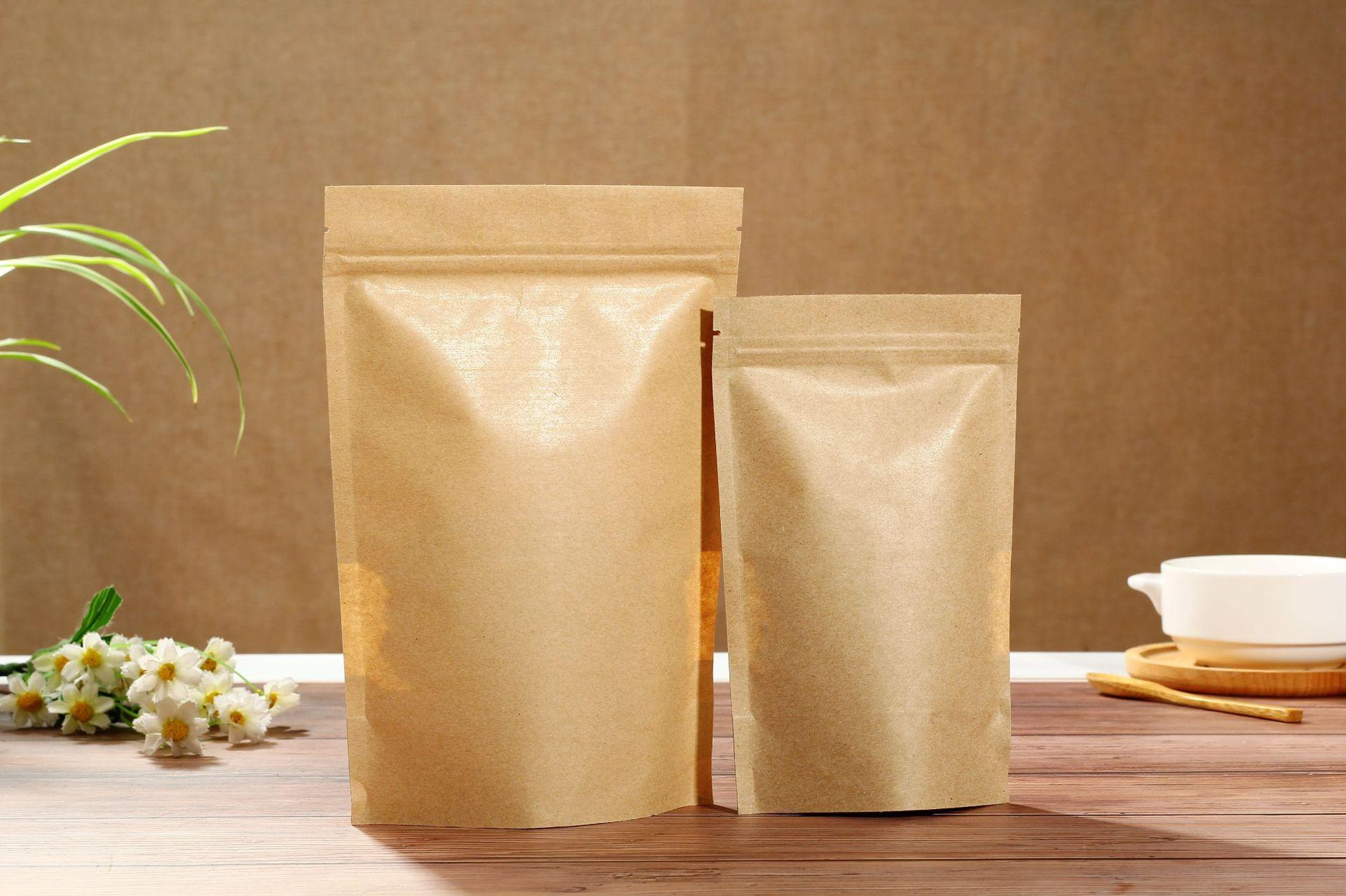 Why Kraft Bags Is The Best Food Packaging | Kraft Paper Packaging Advantages