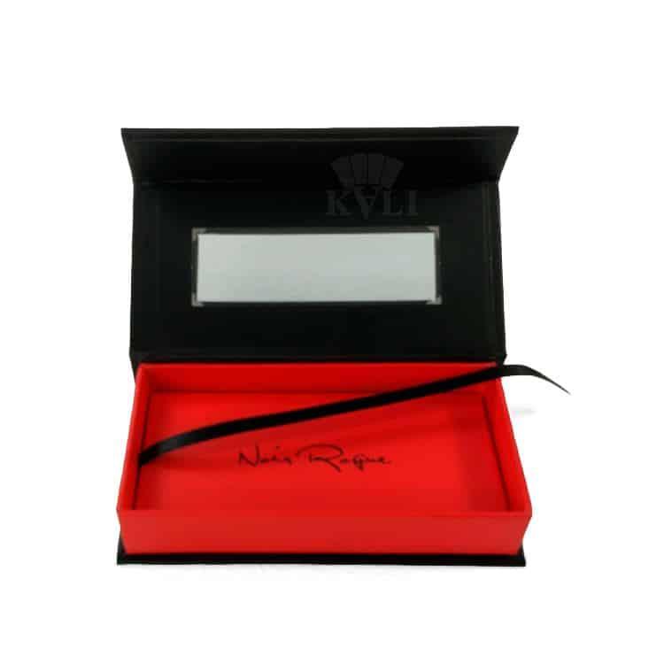 Window Eyelash Box