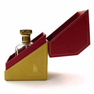 Flip Top Perfume Bottle Box