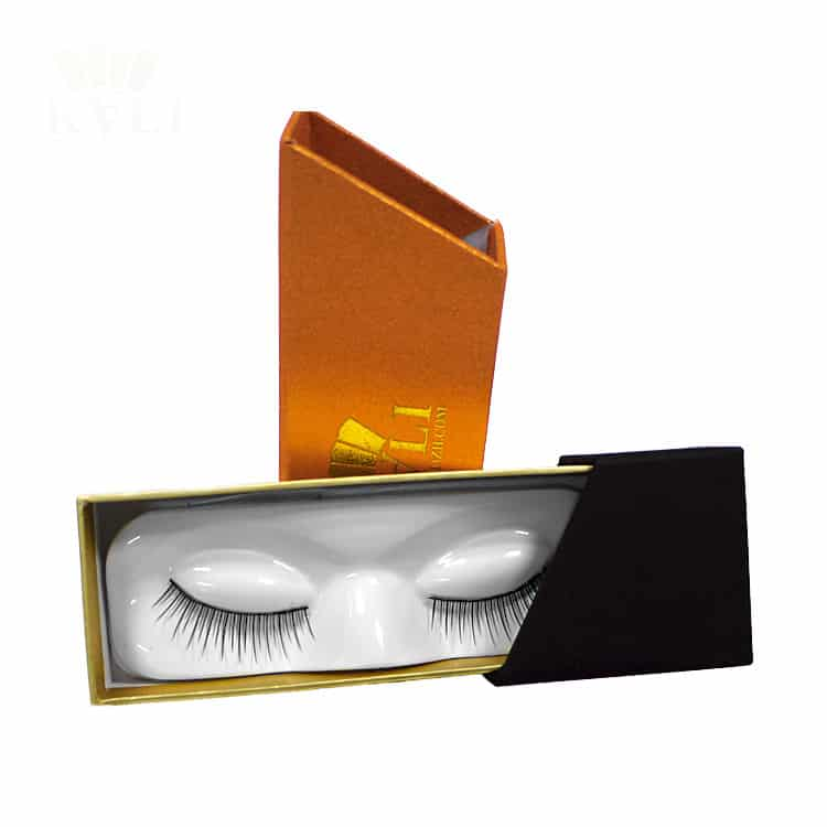 Sliding Eyelash Box