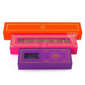 Macaron Gift Box Packaging