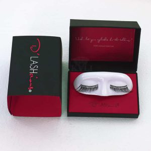 Luxury Soft Touch Eyelash Box