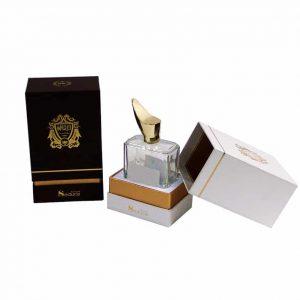 Paper Perfume Box With Eva