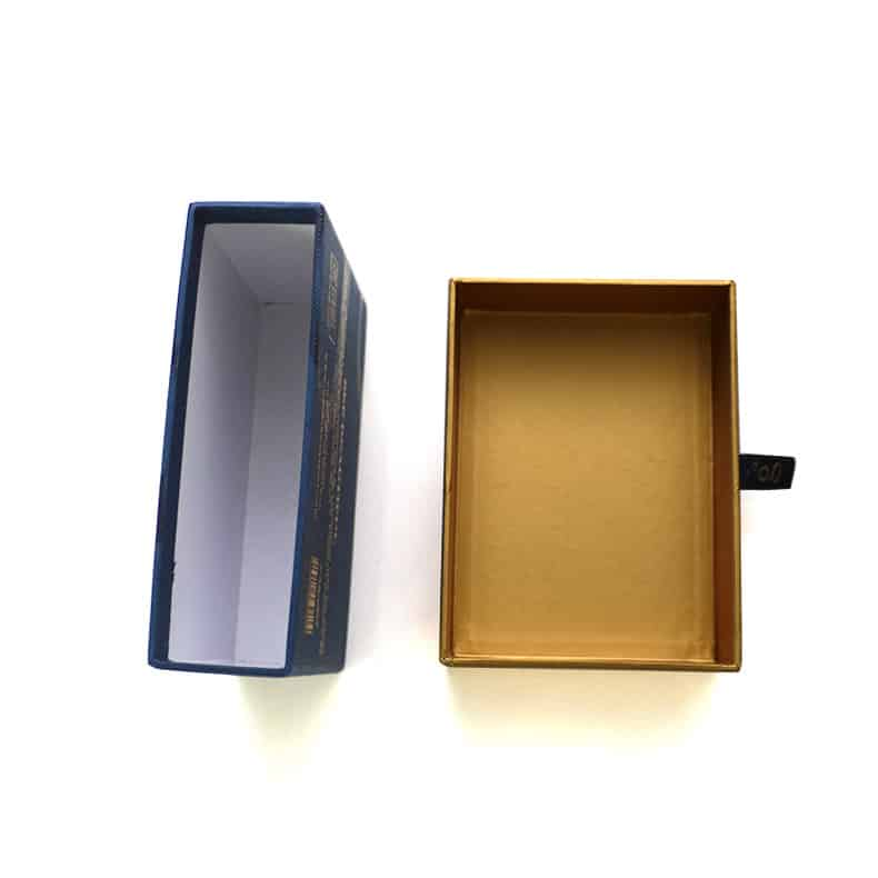 small paper drawer packaging box
