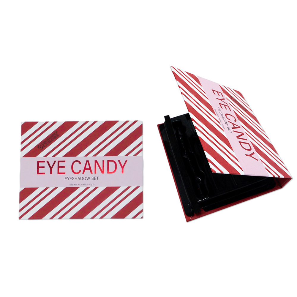 Paper Eyeshadow Set Box