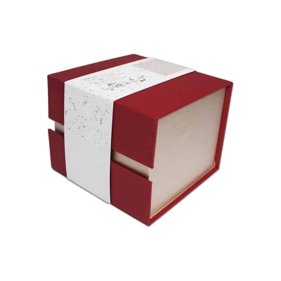 Magnetic Flip Top Gift Box