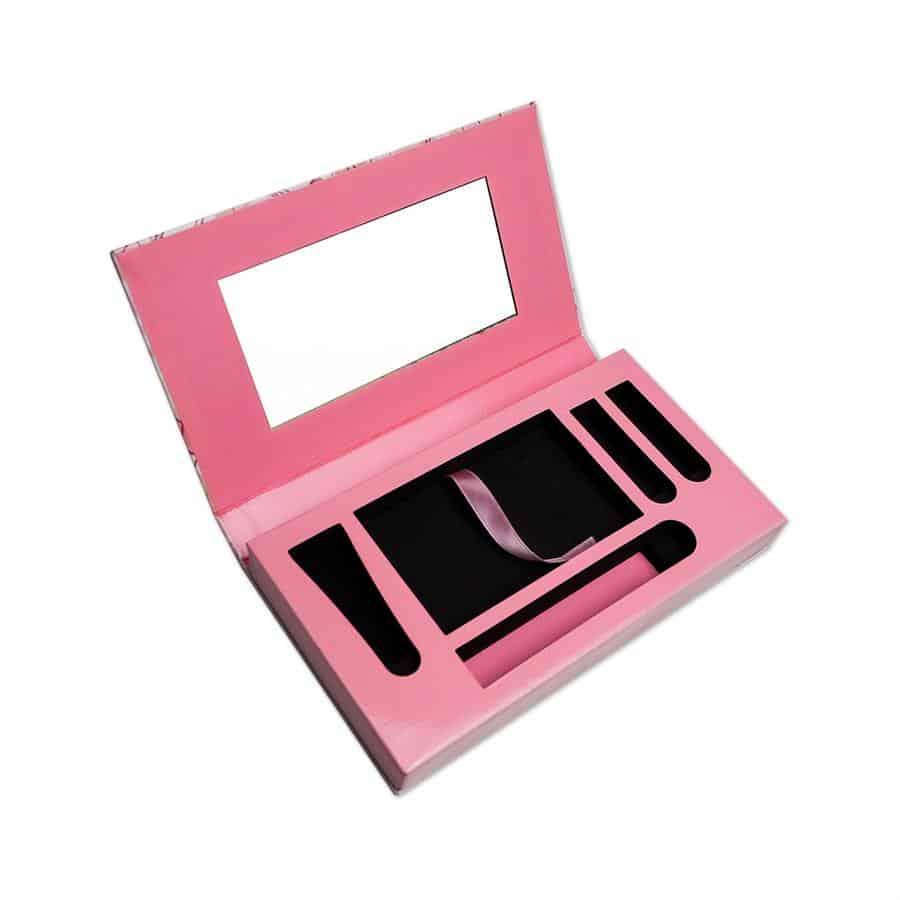 Empty Cosmetics Palette Box