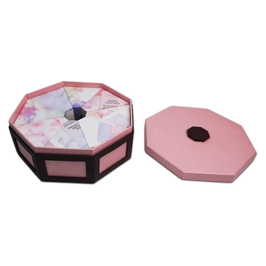 Octagonal Chocolate Gift Boxes Set