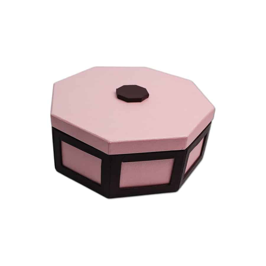 Octagonal Chocolate Gift Boxes