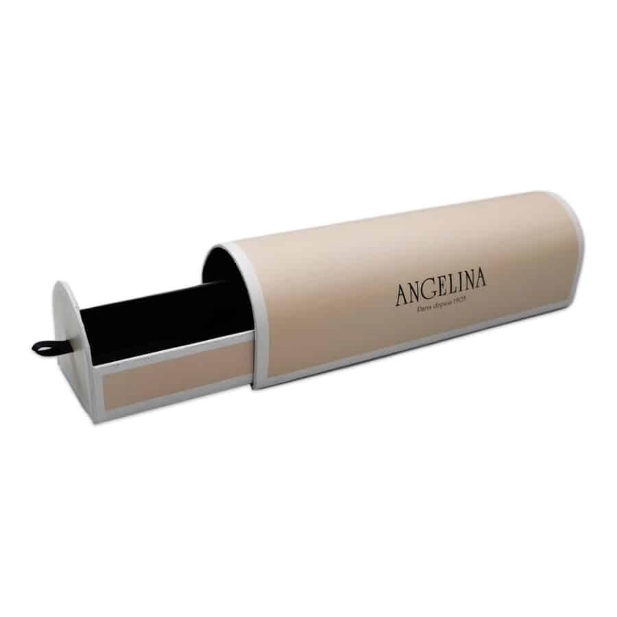 Rigid Paper Drawer Tube Box