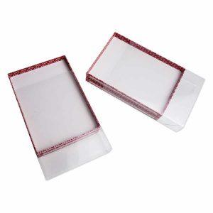 Transparent Lid Chocolate Draw Box