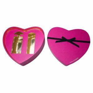 Heart Shaped Perfume Gift Box