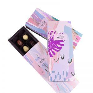 Slide Chocolate Cardboard Box