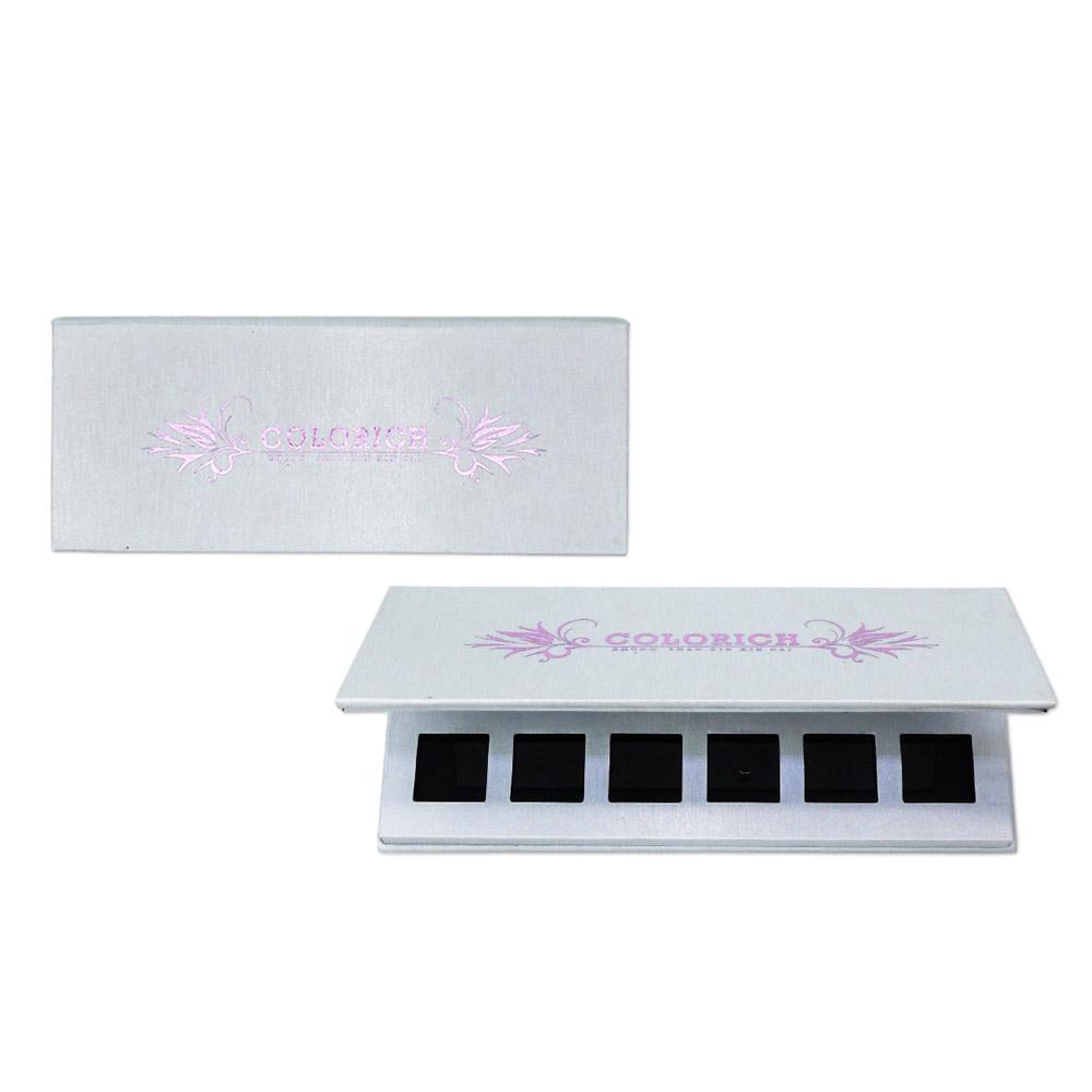 Custom Beauty Packaging Makeup Palette