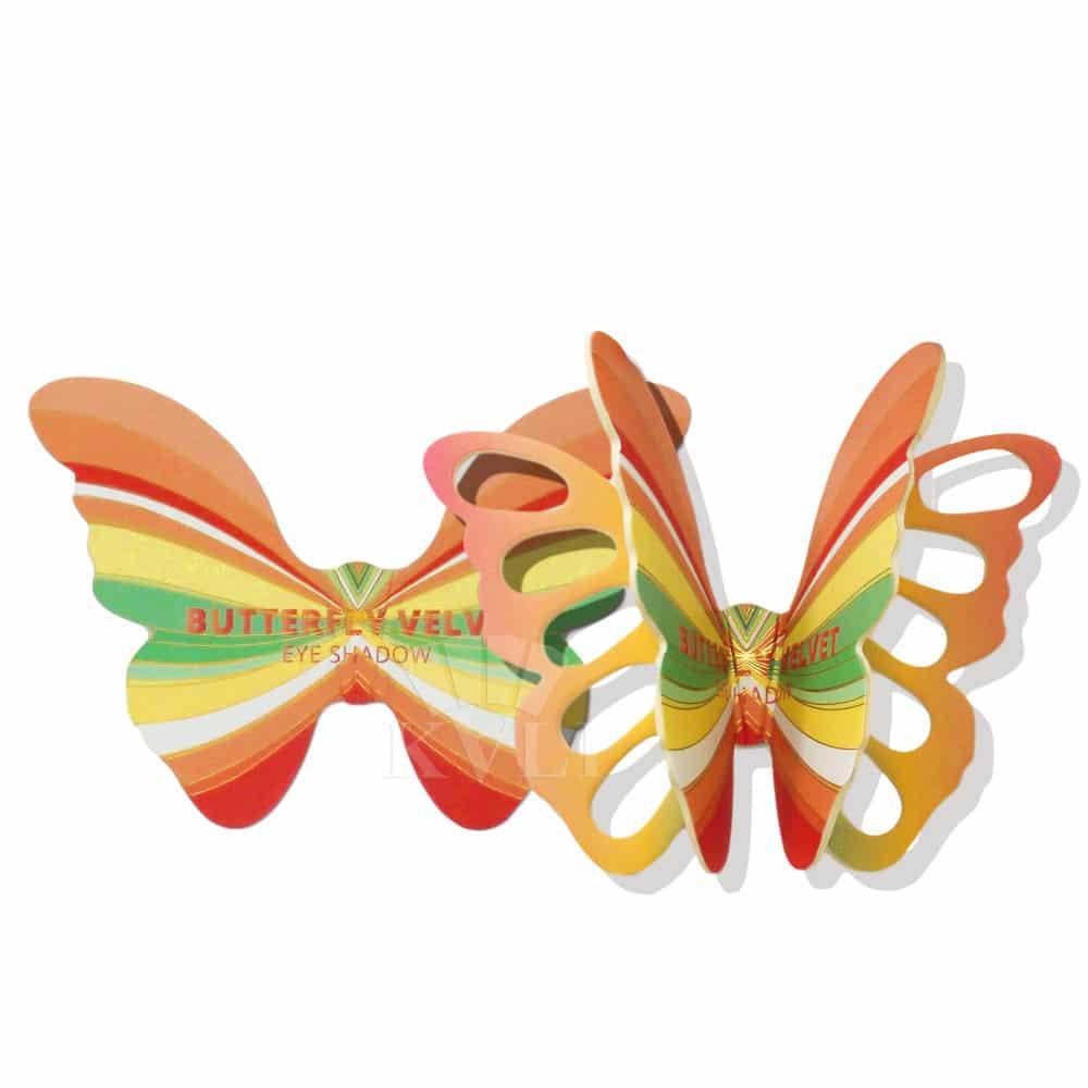 Butterfly Empty Eyeshadow Palette