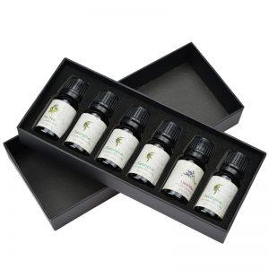 Floral Essential Oils Gift Box Set