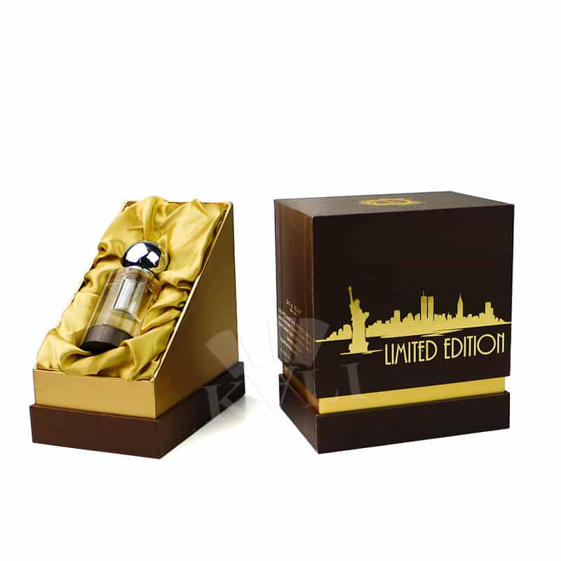 Satin Lined Perfume Gift Storage Boxes