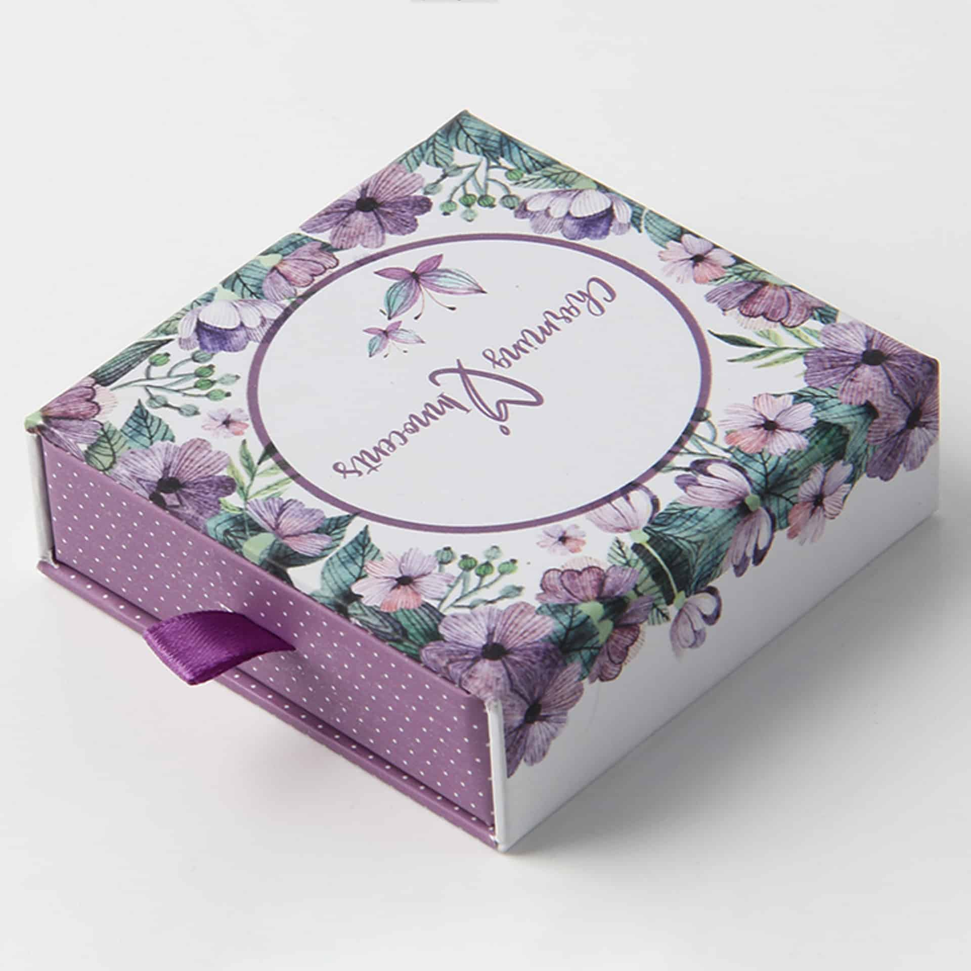Jewelry Paper Gift Box Packaging