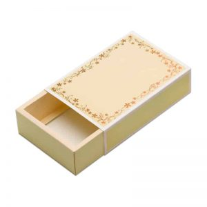 Rigid Bakery Food Drawer Box