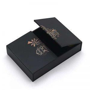 Paper Magnetic Cloth Packaging Box