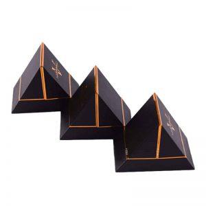 Triangle Double-Hinged Perfume Box