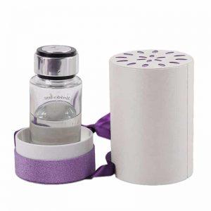Round Tube Shaped Perfume Box with Insert