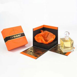 Luxury Empty Perfume Paper Box