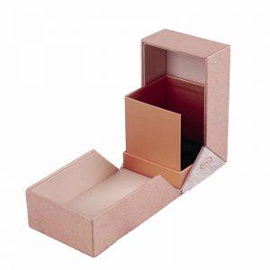 Rigid Double Door Closure Perfume Box