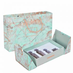 Luxury Marble Double Opening Perfume Boxes