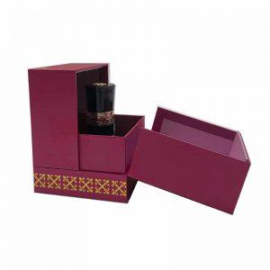 Cardboard Perfume Gift Packaging Box